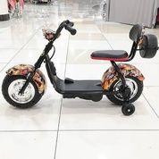 Mini Harley Electrik Scooter (28004911) di Kota Jakarta Timur
