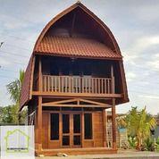 Rumah Bongkar Pasang Khas Palembang II (28008579) di Kota Bukittinggi
