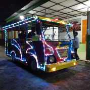 Kereta Tayo Charry Odong Usaha Keliling (28011187) di Kota Cilegon