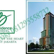 Apartment B-Residence Grogol View Pool (Selatan) (28013147) di Kota Jakarta Barat