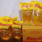 Supplier Minyak Goreng Bimoli Klasik 1 / 2 Liter/ Karton (28015623) di Kab. Karanganyar