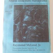 Sistem Informasi Manajemen By Raymond Mcleod, Jr (Edisi Bahasa Indonesia, Jilid I)