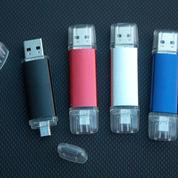 Flashdisk OTG Transparan USB OTGMT01 (2801797) di Kota Tangerang