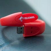 Flashdisk Gelang Elips USB Gelang Elips fdbr02 (2801819) di Kota Tangerang