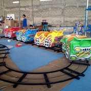 Terbaru Mini Coaster Rel Lantai Naik Turun Odong Risma Komedi Putar R (28018703) di Kab. Bangka Selatan