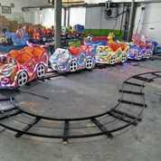 Mini Roller Coaster Odong Risma Komedi Putar Pancingan Elektrik (28019583) di Kab. Rote Ndao