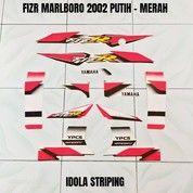 Striping FIZR Marlboro 2002 Putih - Merah (28020103) di Kota Jambi