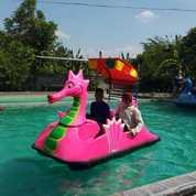 Wahana Sepeda Bebek Air Fiber Kayuh Odong Risma Rumah Balon Bompes (28022947) di Kab. Jayawijaya