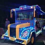 Kereta Mini Wisata Odong Odong Asli Full Lampu Hias (28023595) di Kota Banjar