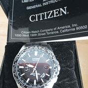 Jam Citizen CB0020-50 Eco Drive Radio Controlled Perpetual Calendar Saphire Crystals (28023731) di Pondok Aren