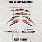 Striping Revo CW 2009 Full Merah (28023927) di Kota Jambi