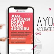 PELUANG USAHA ACCURATE DIGITAL PARTNER (28025159) di Kota Pariaman