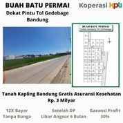 Tanah Hunian Dekat Tol Buah Batu, Disc. Hingga 25% (28028179) di Kota Bandung