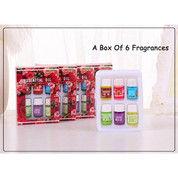 Essential Oils Minyak Aromatherapy Humidifier Diffusers 3ml Mix 6 Pcs (28031167) di Kota Surakarta