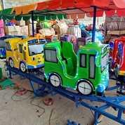 Kereta Tayo Full Fiber Odong Komplit (28032855) di Kab. Soppeng