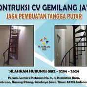 JASA PEMBUATAN TANGGA PUTAR SURABAYA (28033687) di Kota Surabaya