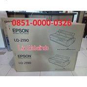 Murah Printer Epson Dotmatrix LQ 2190 Fullset Dus Garansi 1 Tahun (28035155) di Kota Surabaya