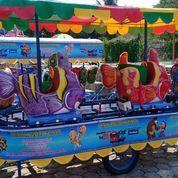 Kereta Panggung Full Fiber Nemo Robocar Tayo (28037435) di Kota Pekalongan