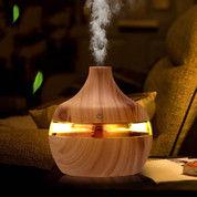Taffware Ultrasonic Humidifier Aroma Essential Oil Diffuser 300ml (28039199) di Kota Surakarta