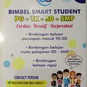 Menerima Privat Les U/ Anak PG,TK,SD,SMP Semua Mata Pelajaran N Ngaji (28039207) di Kota Medan