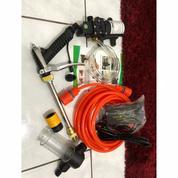 SET 6 PAKET SET Lengkap Mesin Cuci Steam Power Sprayer Alat AC Motor Mobil (28041655) di Kota Jakarta Utara