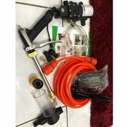 SET 12 PAKET SET Lengkap Mesin Cuci Steam Power Sprayer Alat AC Motor Mobil (28041723) di Kota Jakarta Utara
