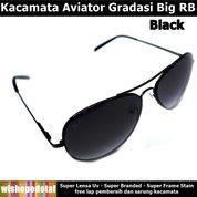 Sunglasses Stainless Aviator Gradasi Big RB (28045283) di Kota Jakarta Timur