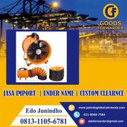 JASA IMPORT BLOWER | GOODS FORWARDER (28045903) di Kota Jakarta Timur