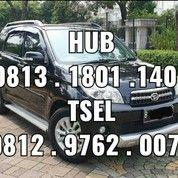 2013 TOYOTA RUSH HITAM MANUAL TERIOS Pajak Baru Seat 3Baris Expander Captiva CRV HRV Fortuner Xtrail (28050419) di Kota Jakarta Barat