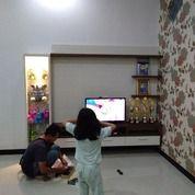 Backdrop TV Custom Minimalis Salatiga (28052091) di Kab. Semarang