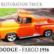 DODGE Fargo Pickup 1956 (Restoration) (28064151) di Kota Tangerang Selatan