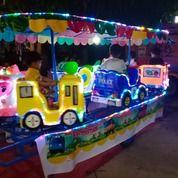 Kereta Panggung Odong Robocar Tayo Bahan Fiber (28066103) di Kab. Nganjuk