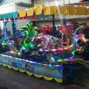 Kereta Panggung Odong Odong Fiber Animal (28066303) di Kota Pasuruan