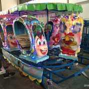 Kereta Panggung Odong Fiber Heli Usaha Sampingan (28066399) di Kota Probolinggo