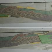 STRIPING FULL SET YAMAHA CRYPTON ORIGINAL Warna Hijau Kualitas Ori 3 Lapis (28066667) di Kota Semarang