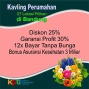 Kavling Perumahan Area Cikambuy : Cicilan 25% (28069855) di Kota Bandung