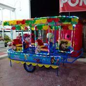 Kereta Panggung Fiberplat EK Odong Odong Baguus (28070243) di Kota Medan
