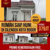 Cluster Griya Abdi Rumah Siap Huni Dekat RSUD & Stasiun Bogor (28073047) di Kota Bogor