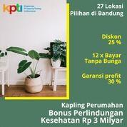 Tanah Kavling Strategis Di Kota Bandung Arcamanik Profit 30% (28074643) di Kota Bandung