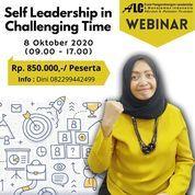 Self Leadership In Challenging Time (28076775) di Kota Bekasi