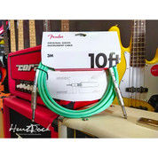 Fender Original Series Instrument Cable, 10ft, Seafoam Green (28077159) di Kota Bandung