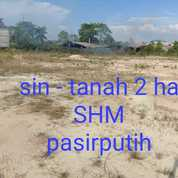 Tanah Rata Dekat Dari Jalan Raya (28079271) di Kab. Siak