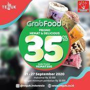 Teguk Indonesia Promo Grabfood 35% Off (28081695) di Kota Jakarta Selatan