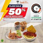 BMK Baso Mie Kopi Flash Sale 50% (28081699) di Kota Jakarta Selatan