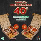 Mujigae Promo Grabfood 40% Off (28081715) di Kota Jakarta Selatan