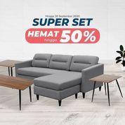 Informa Promo Super Set Hemat 50% (28081747) di Kota Jakarta Selatan