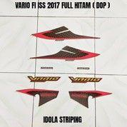 Striping Vario FI ISS 2017 Full Hitam ( Dop ) (28084199) di Kota Jambi