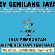 PENGURUSAN HAK MEREK DAN PATEN (28084395) di Kota Surabaya