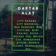 Sewa Alat Proyek Banten (28093463) di Kota Tangerang Selatan
