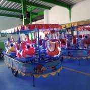 Odong Kereta Panggung Ikan Nemo Kondisi Baru Dan Murahhh (28095767) di Kab. Pulang Pisau